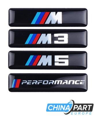 M Performance Ženkliukas emblema