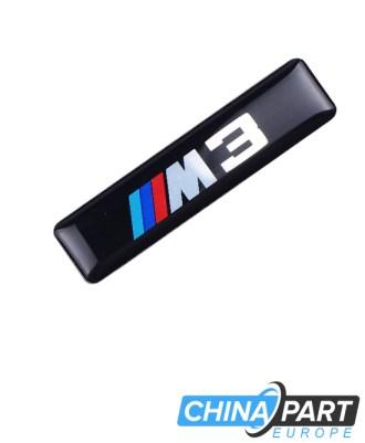 M-Tech M3 Ženkliukas emblema