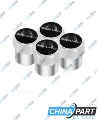 AMG Ventilių dangteliai (Silver)