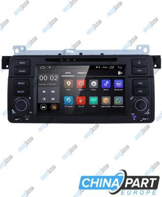 BMW E46 M3 Multimedija su navigacija (Android 8.1)