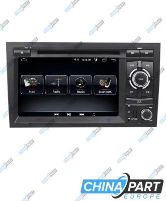 Audi A4 B6 B7 Multimedija su navigacija (Android 8.1)