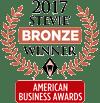 American Business Awards 2017 Bronze