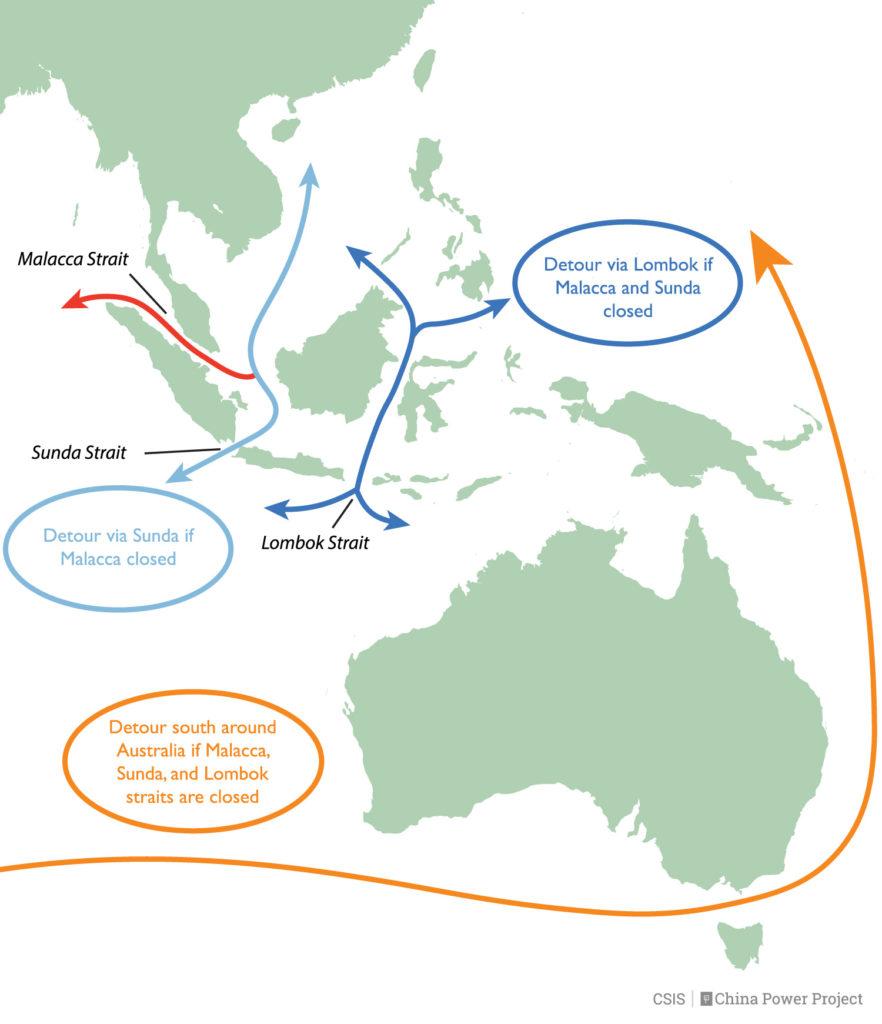 SLOC Map