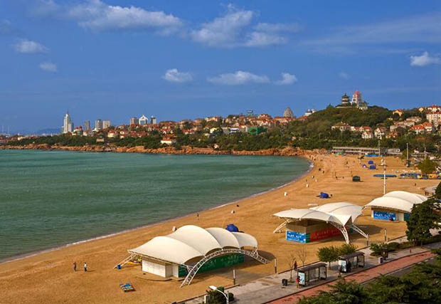 Qingdao No. 1 Bathing Beach