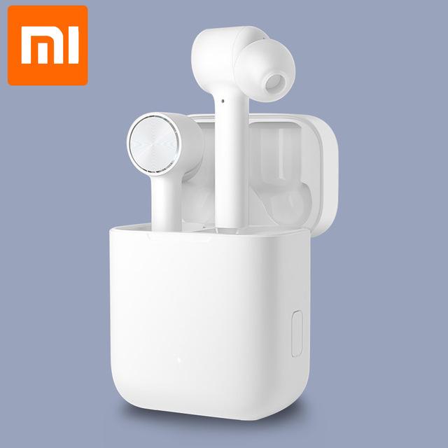 Xiaomi Air СПЦ гарнитура Bluetooth True беспроводной спортивные стереонаушники ANC переключатель ENC Авто пауза управление Airdots pro
