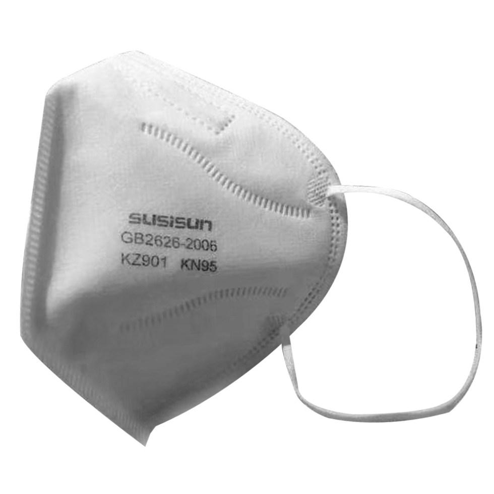 1 шт. KN95 маска для лица против пыли KN95 PM 2,5 респиратор нетканый Анти-пыль маска KN95 респиратор защитная маска