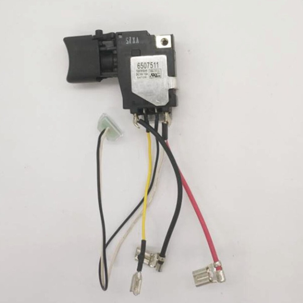 Для Makita 650751-1 Switch TD152D DTD152 DTD152Z DTD152RME простая установка