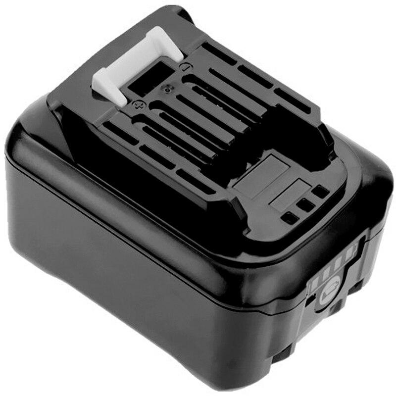 Популярные сменные литиевые аккумуляторы 3C-12V 4000 мАч для Makita Cxt Bl1040 Bl1015 Bl1020B Df031D Td110D, Аккумуляторные дрели