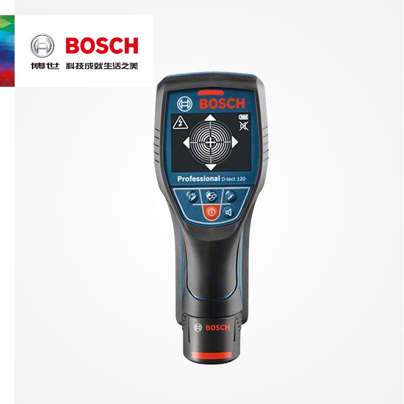 Профессиональный металлоискатель для стены и пола Bosch, детектор для деревянных шлангов с металлическим кабелем