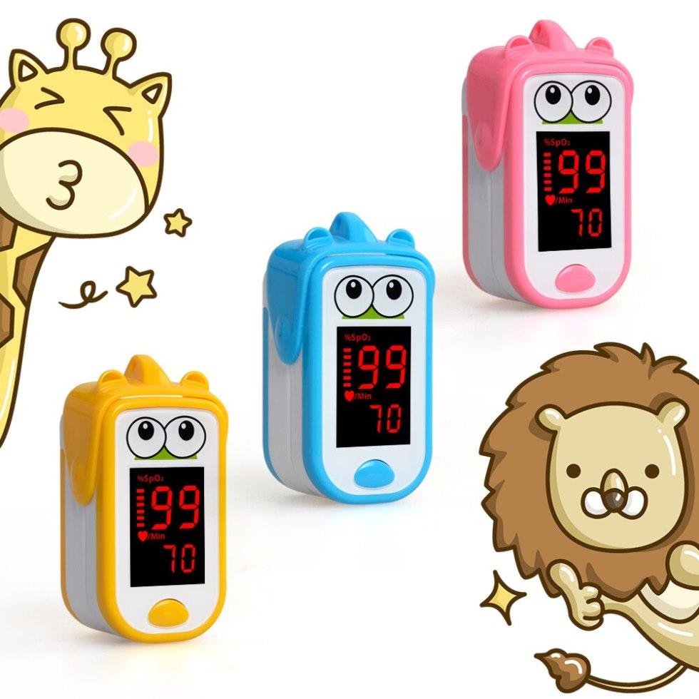 Пульсоксиметр для маленьких пальцев, пульсиоксиметр для новорожденных детей, пульсиоксиметр для детей, пульсиоксиметр для детей, окислите...