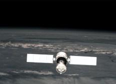 Shenzhou 7 in orbit