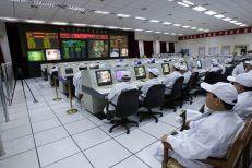 Jiuquan - Launch Control Centre