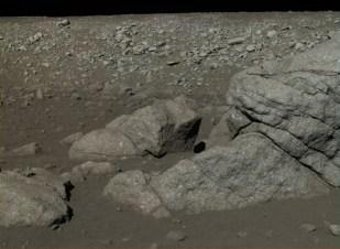 Chang'e 3 Moon surface