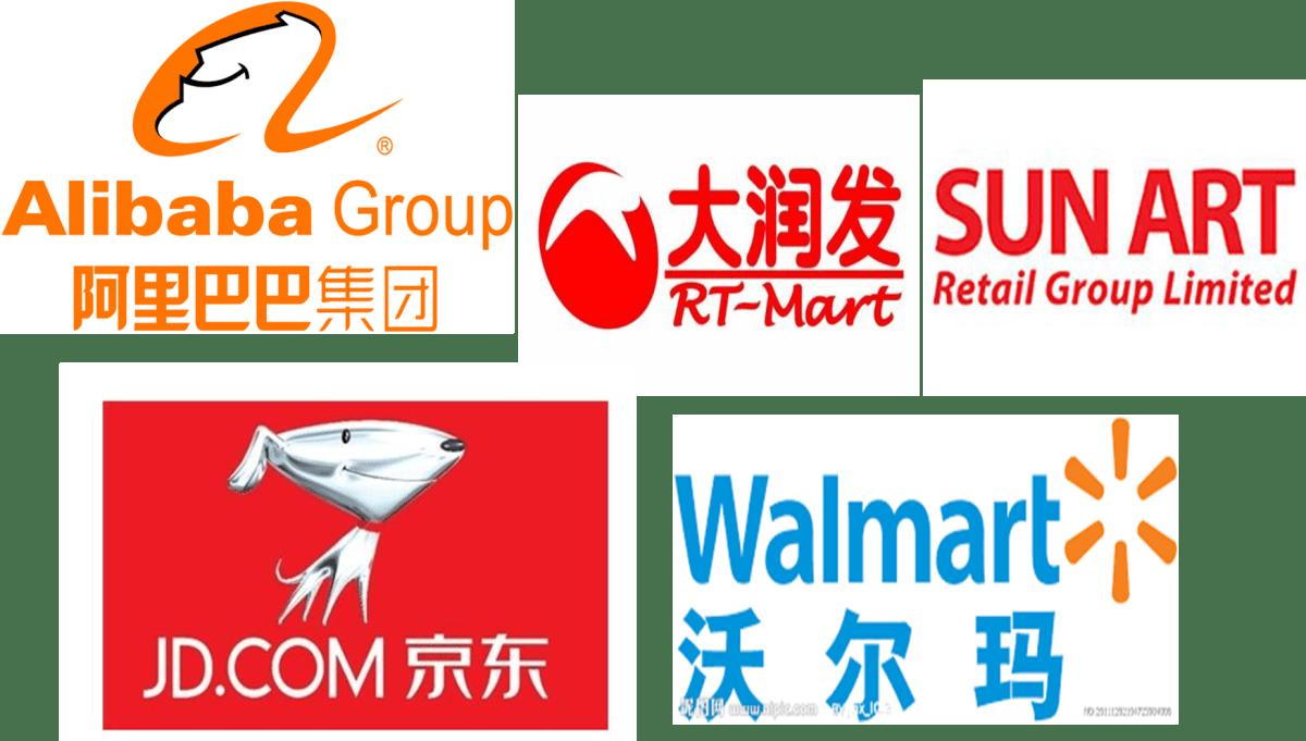 【Report】ウォルマート&ジンドンとアリババ&高鑫の提携形態は同じ?