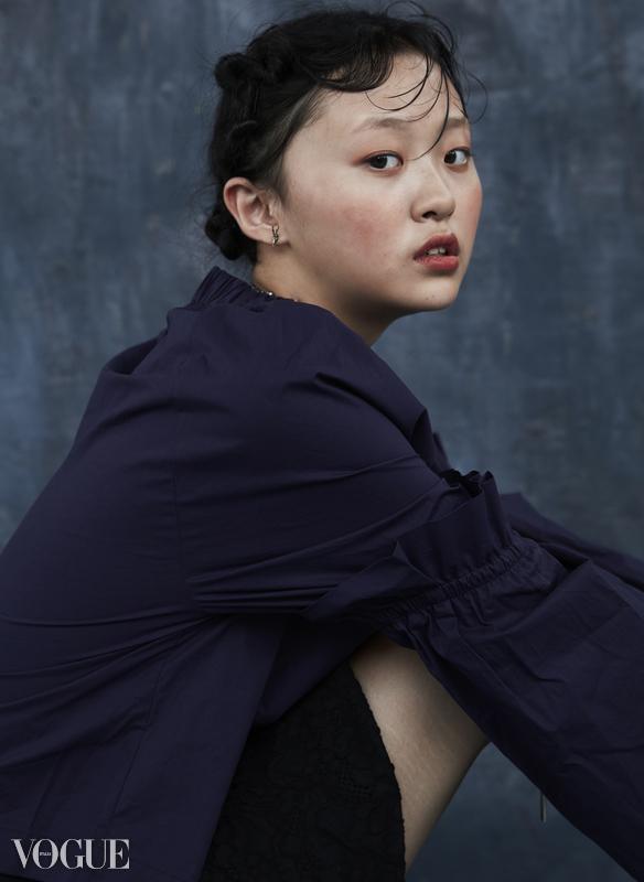 Liu Cunjun Vogue Italia