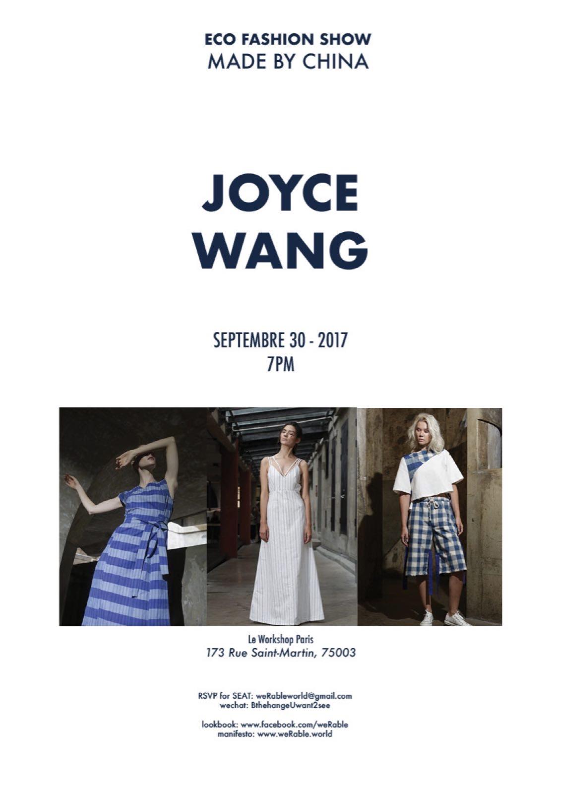 Joyce Wang SS18 Fashionability