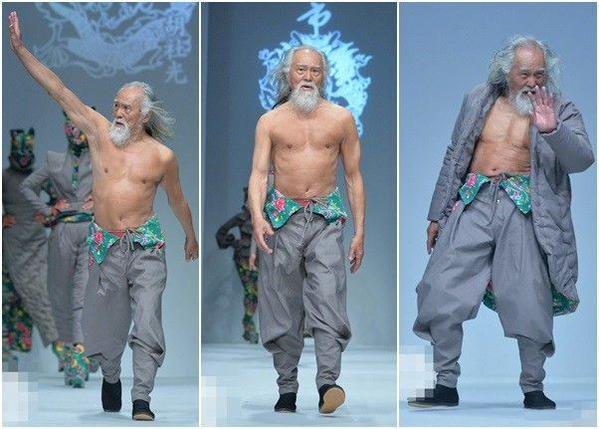 Wang Deshun Model Image Courtesy of China Daily