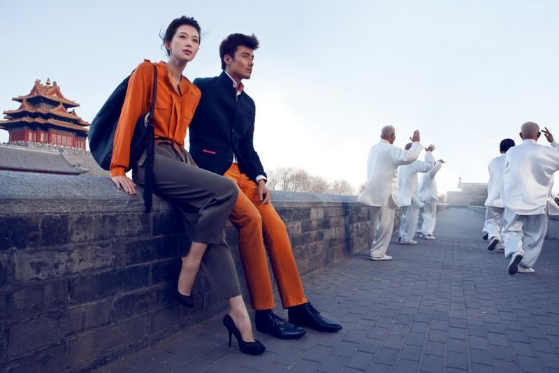 Shanghai Tang: Millennial Globetrotting