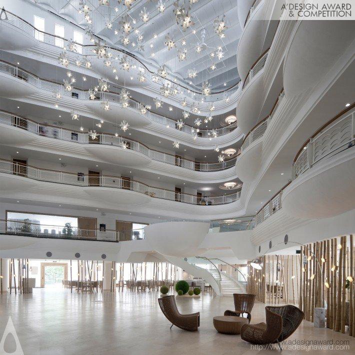 Airland Shenzhen (Hotel) by Honglei Liu