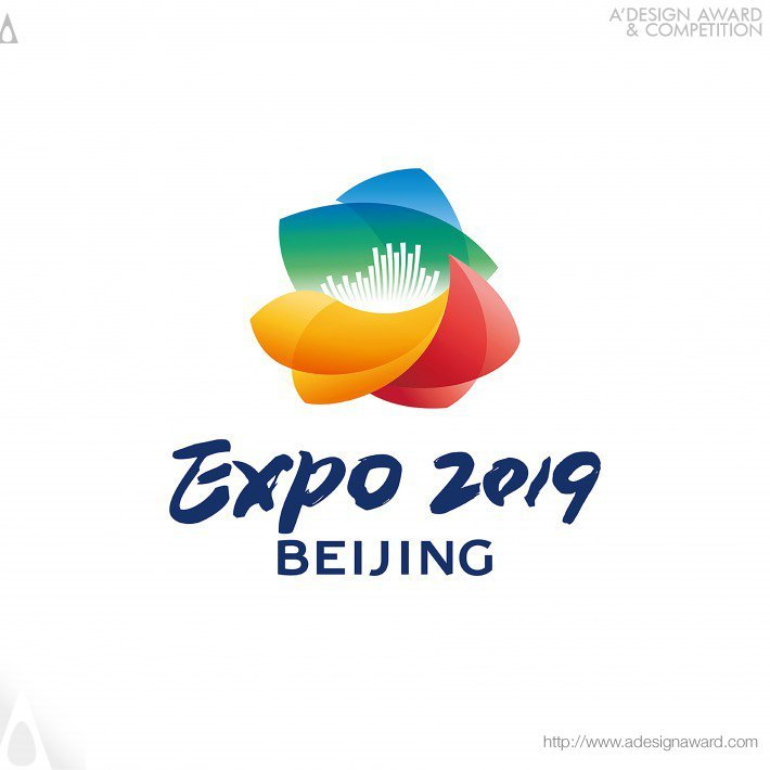 Horticultural Expo 2019 (Logo and Vi) by Dongdao Group