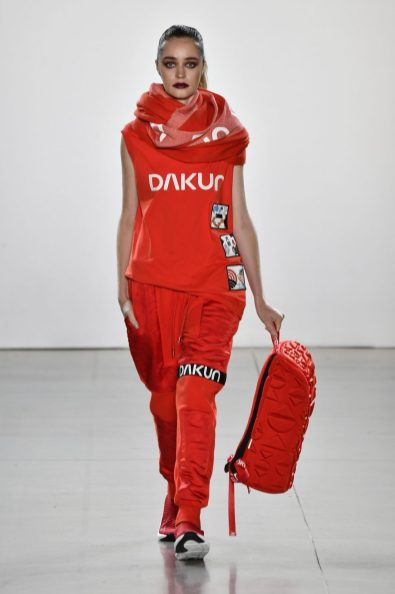 Dakun X Liu Yong -- Runway -- September 2018 -- New York Fashion Week: The Shows. Images courtesy of IMAXTree