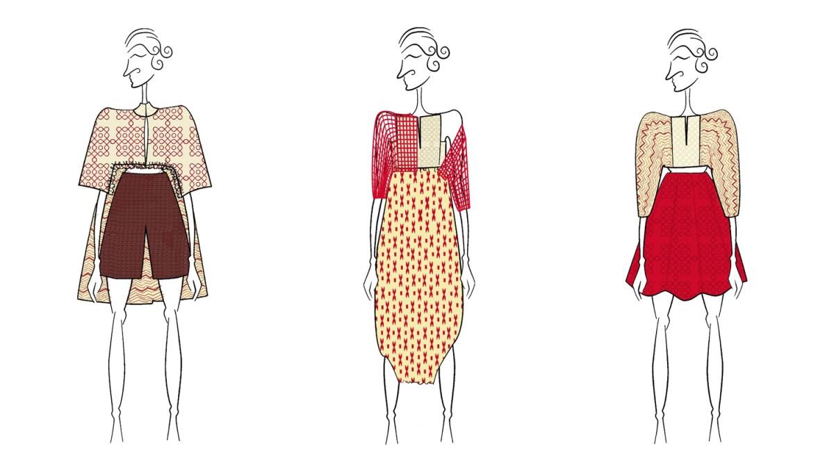 Redress Design Award 2019 Semi finalist_Damini Mittai