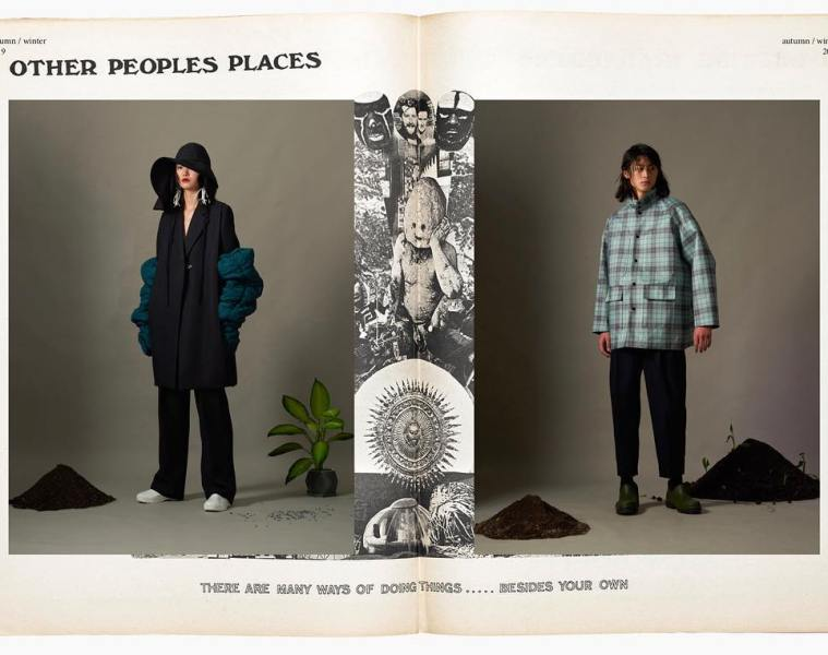 The FFIXXED AW19 Lookbook. All rights reserved