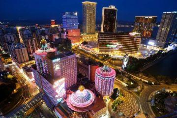 Macau By Night -- Image: online