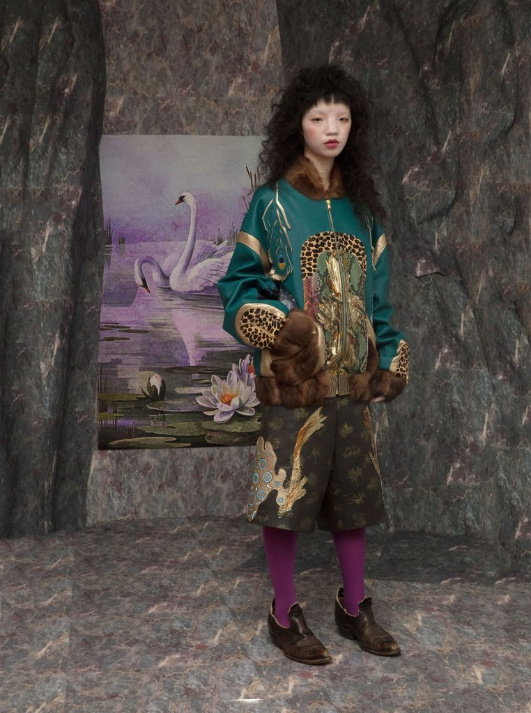 """Just Weird Clothes"" look modeled by Tin Gao. Courtesy of Penultimate"