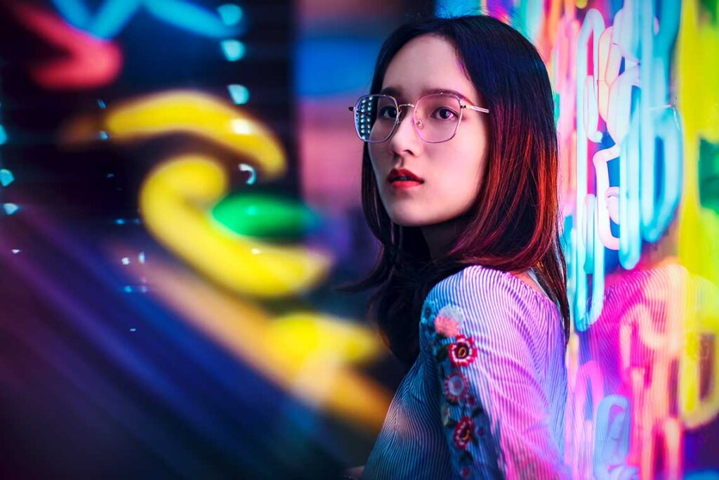 China's Gen Z consumer switches on a new, domestically-focused, sense of style. Image via Inside Fashion Live