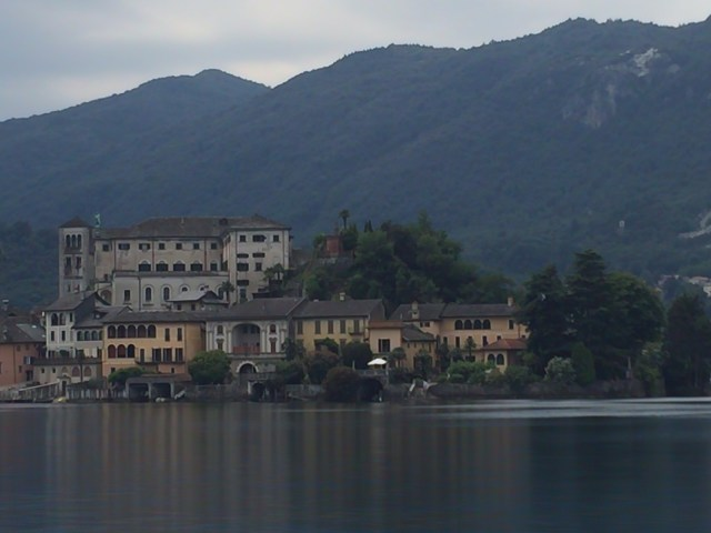 10. Tag: Lago d'Orta