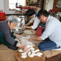 Shandong cuisine: Spanish mackerel large dumplings