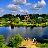 Volga Manor – A Country Park