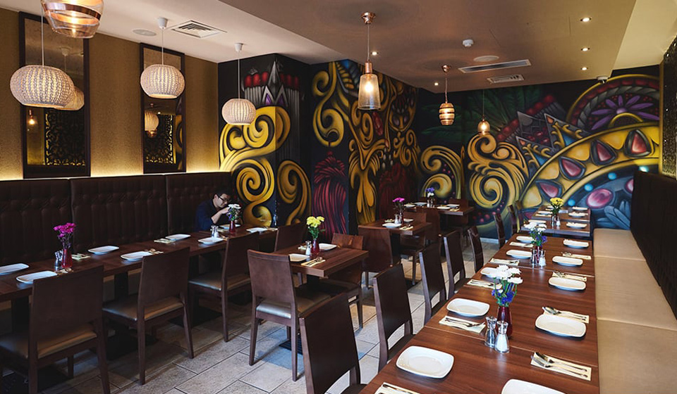 Family Restaurants Near Shaftesbury Avenue