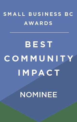 best-community-impact-banner
