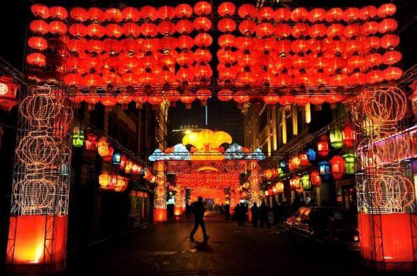 Ano Novo Chinês 2019 na Liberdade seguirá os padrões de comemoração na China