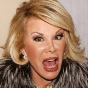 Chinese Export Silver & Joan Rivers