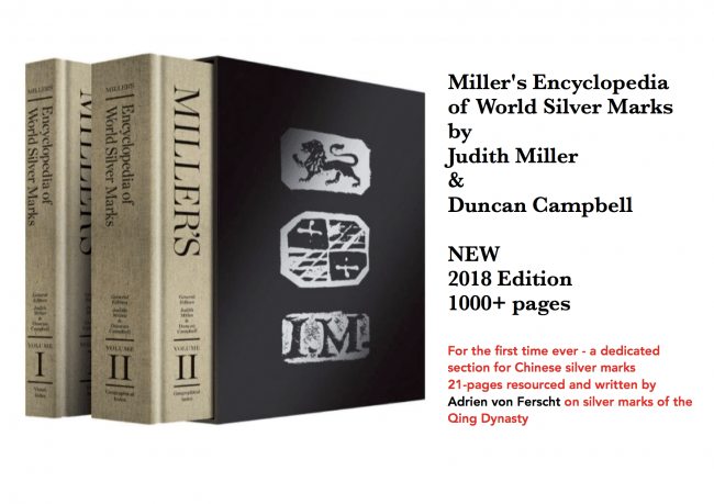Chinese Export Silver in Miller's Encyclopedia of World Silver Marks