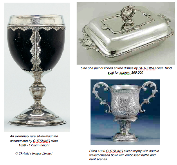 Chinese-export-silver.com - Cutshing silver