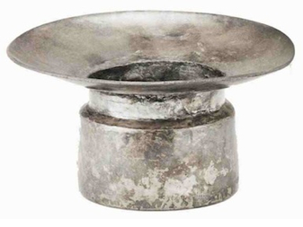 Silver Sung Dynasty spittoon
