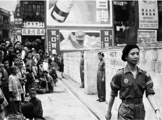 Hong Kong 1941 Air Raid Precautions