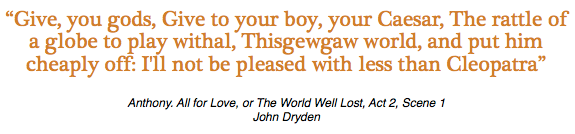 John Dryden quote