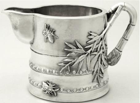 Wang Hing Cream Jug 1900