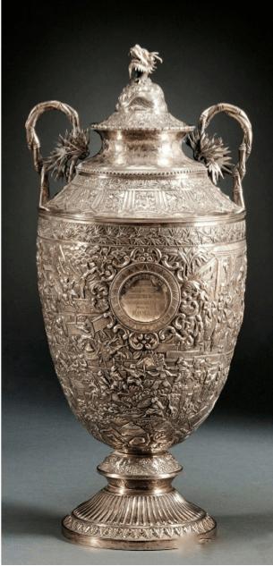 Wang Hing Selangor Races Trophy 1893