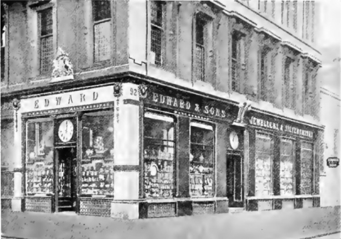 #ChineseExportSilver Edward & Sons Glasgow Buchanan Street