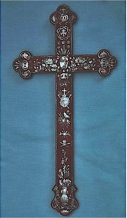 Chinese Crucifix