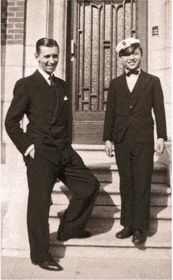 Hervé & Zhang Chong Ren