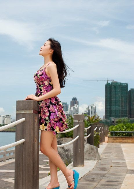 Tinna Zhao Yichen Chinese Sirens