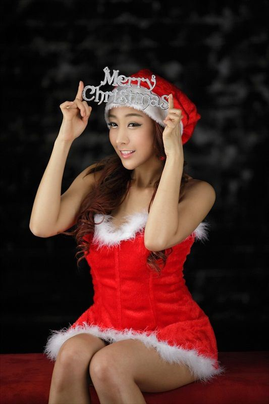 Hot_Christmas_Babe_Jang_Yoo_Seul_7