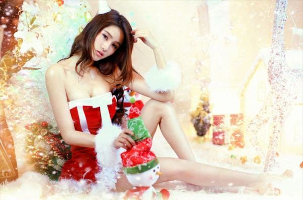 Hot_Christmas_Babe_Wang_Xi_Ran_14